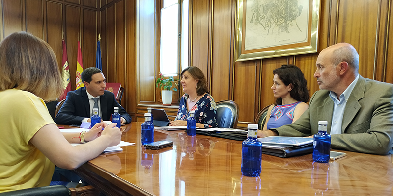 La Diputación de Cuenca y Junta ya están trabajando para volver a poner en marcha el Plan de Empleo en la provincia de Cuenca