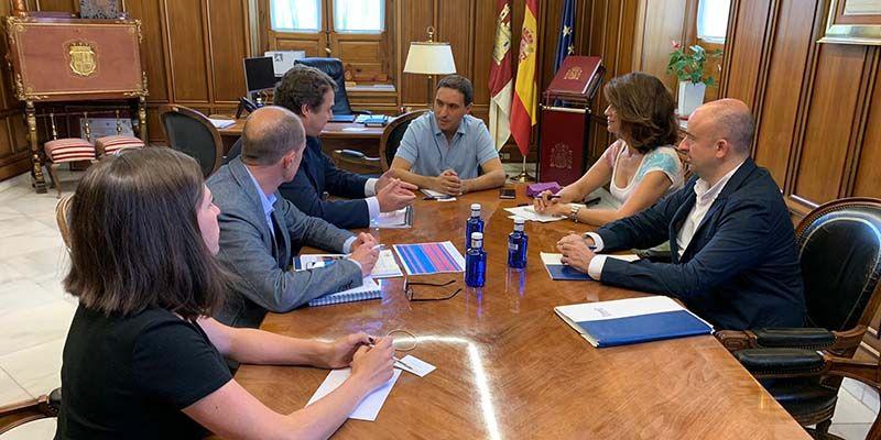 La Diputación de Cuenca seguirá apoyando el proyecto Invierte en Cuenca de CEOE-Cepyme para captar inversores