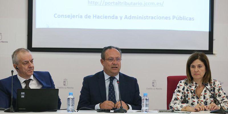 La Junta amplía los documentos tributarios que la ciudadanía puede abonar mediante pago electrónico con tarjeta