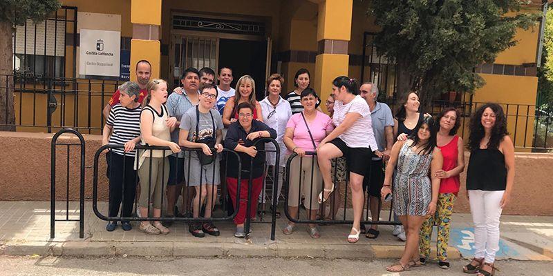 La Junta impulsará y mejorará el Centro Ocupacional de San Clemente