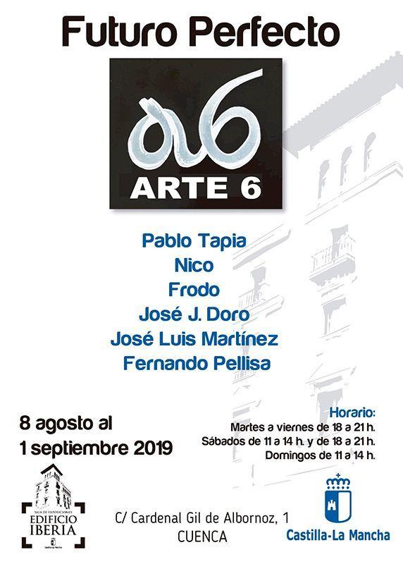 La Sala Iberia acoge la exposición ´Futuro Perfecto´ del Grupo Arte 6