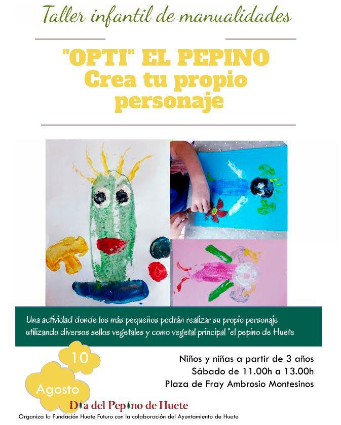 pepino infantil 2019   Informaciones de Cuenca