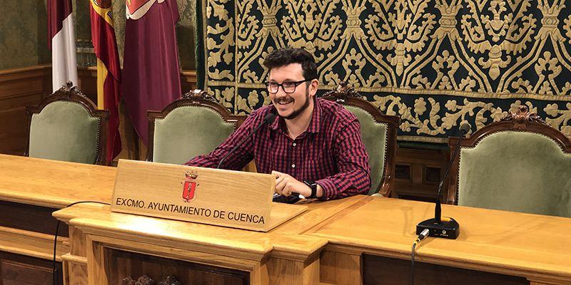 """Adrián Martínez """"Se han cumplido con creces nuestras expectativas"""" con la Feria y Fiestas de San Julián"""