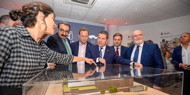 Castilla-La Mancha contará con 600 camas nuevas y 2.000 profesionales más cuando finalicen las obras de los cinco nuevos hospitales