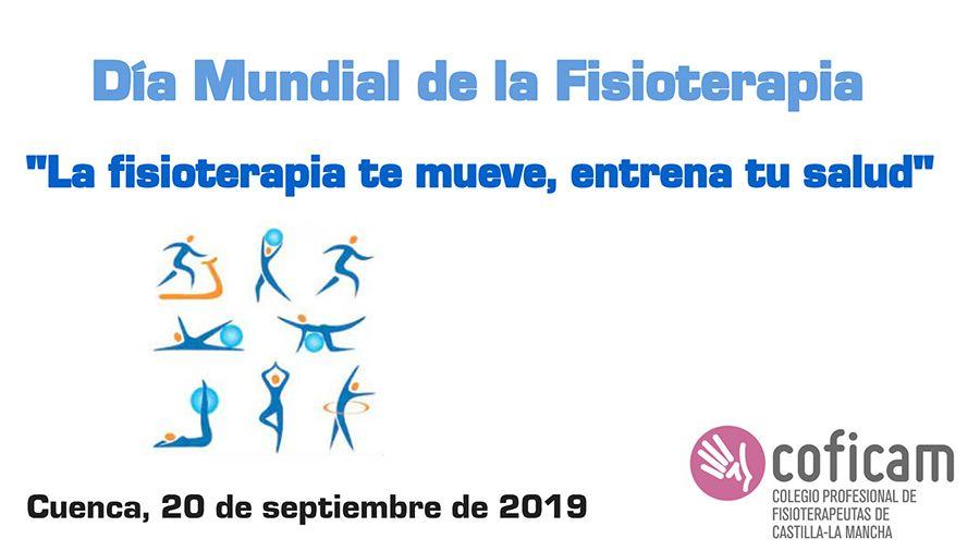 COFICAM celebra el Día Mundial de la Fisioterapia en Cuenca con el Ejercicio Terapéutico como tema central