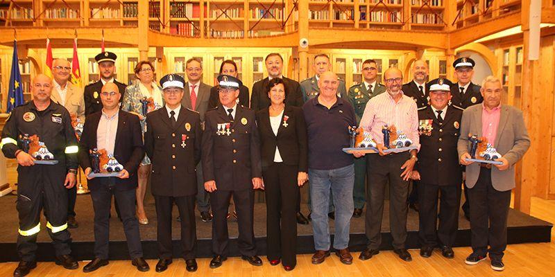 Dolz espera que los nuevos 13 agentes de la Policía Local se puedan incorporar a lo largo del próximo año
