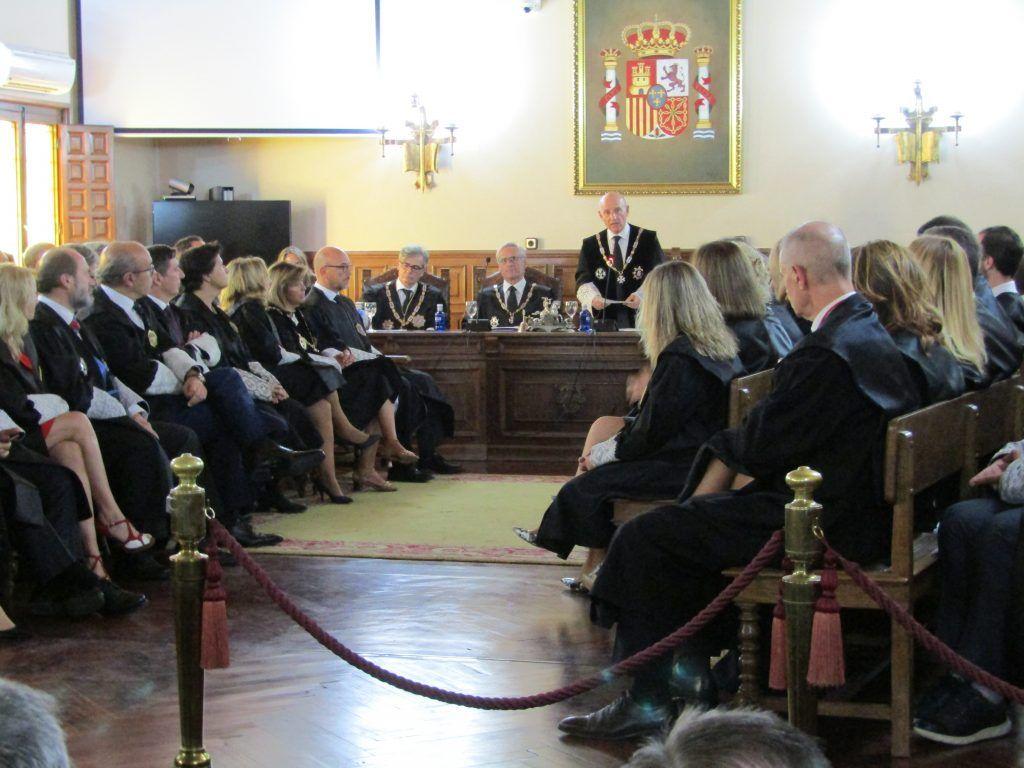 El Año Judicial 2019-2020 en el TSJ de Castilla-La Mancha comienza en Cuenca