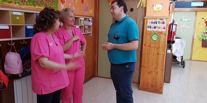 El Ayuntamiento de Huete invierte más de15.000 euros en la Escuela Infantil