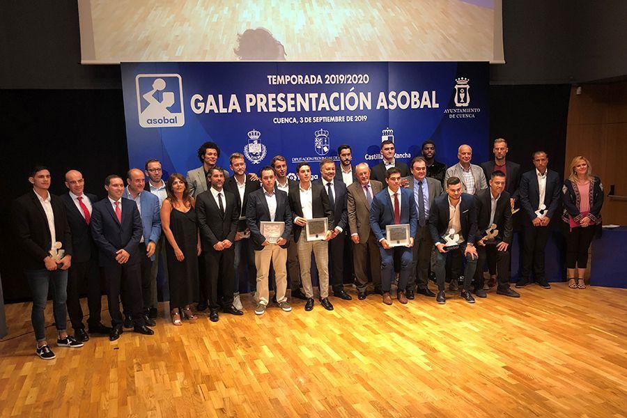 El balonmano de élite, protagonista de la Gala Asobal en Cuenca