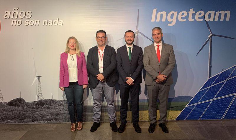 El Gobierno de Castilla-La Mancha reafirma su apuesta por fomentar las energías renovables en la región