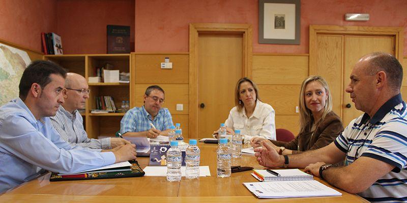 El Gobierno regional acompañará a ADIMAN en la próxima cita del proyecto DECODE sobre despoblación con perspectiva europea