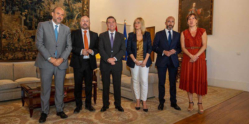 """El Gobierno regional confía en alcanzar, """"por primera vez"""", un posicionamiento común en materia de financiación autonómica y agua"""