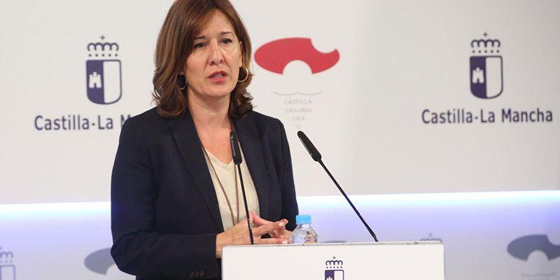 El Instituto de la Mujer de Castilla-La Mancha se suma a la 'emergencia feminista' e iluminará edificios de violeta