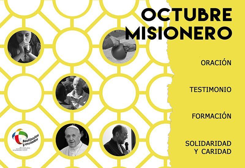 El Obispado de Cuenca programa un completo calendario de actividades para el Mes Misionero Extraordinario