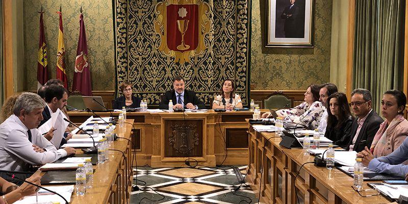 El Pleno del Ayuntamiento de Cuenca aprueba el contrato para la Banda Municipal de Música de Cuenca por un total de cinco años