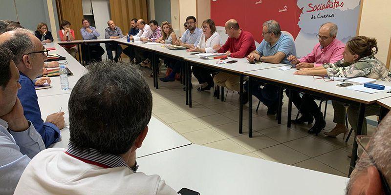 El PSOE de Cuenca muestra su apoyo y solidaridad a las localidades afectadas por las catástrofes y fenómenos meteorológicos adversos