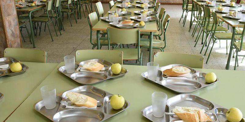 En marcha el programa de supervisión de comedores escolares ...