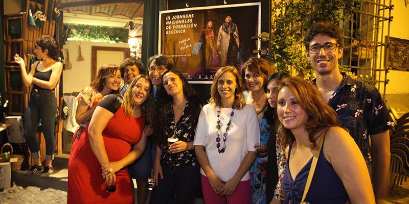 En marcha las III Jornadas de Formación Cuenca a Escena, que reúnen durante toda una semana a más de 40 alumnos de toda España
