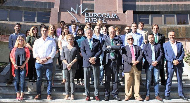 Fundación Eurocaja Rural y Next IBS inauguran el curso de 'Comunicación Institucional, Negociación y Protocolo'