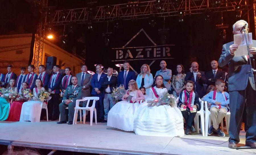 La delegada de la Junta asiste a las fiestas patronales de Villar de Olalla en honor a la Virgen del Villar