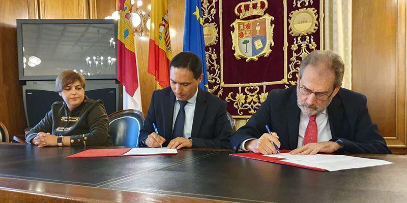 La Diputación de Cuenca renueva su convenio con Cáritas Diocesana por valor de 27.000 euros