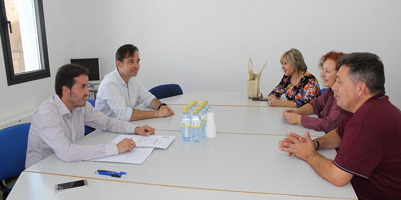 La Diputación de Cuenca subvenciona con 4.000 euros el proyecto de Artistas Sin Fronteras de Iniesta y el Ayuntamiento aporta otros 1.800 euros