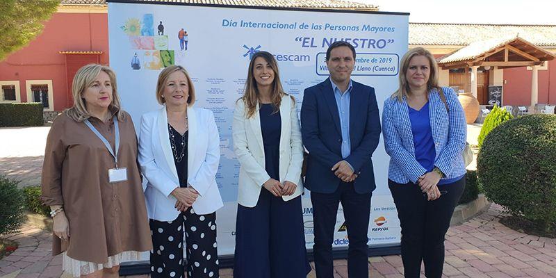 La Junta reconoce la importancia del asociacionismo en el VII Encuentro Regional de Personas Mayores