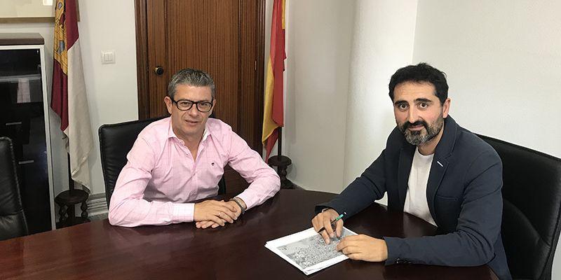 La Junta trabaja con el Ayuntamiento de Motilla del Palancar en la mejora de las carreteras de acceso al municipio