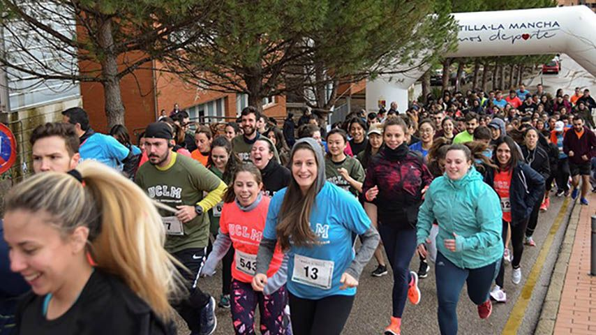 La UCLM se suma a la Semana Europea del Deporte