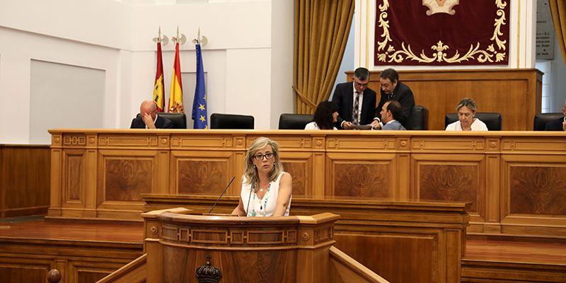 Merino lamenta que el PSOE deje en la estacada a los afectados por el temporal de la pasada semana y seguirá reclamando ayudas para agricultores y particulares