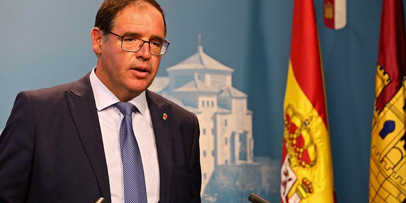 """Prieto espera que la nueva consejería de Desarrollo Sostenible no sea """"puro marketing"""" y sirva para dar respuesta al tema forestal y medioambiental en la región"""