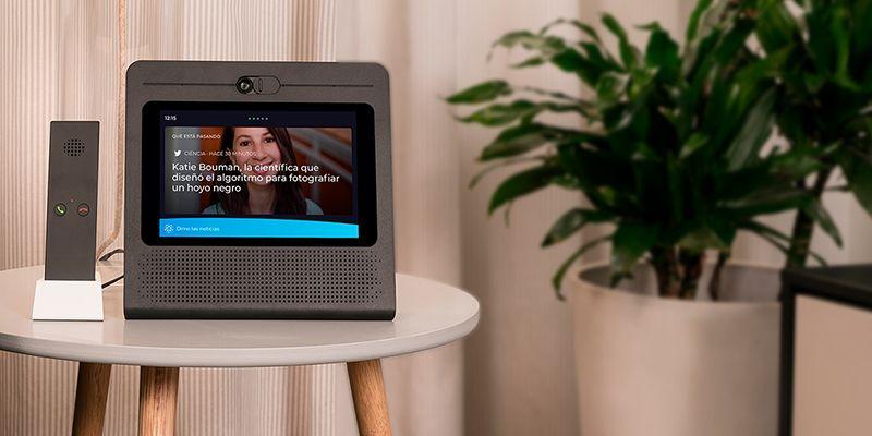 Telefónica lanza una actualización de Movistar Home con twitter momentos y radio en directo