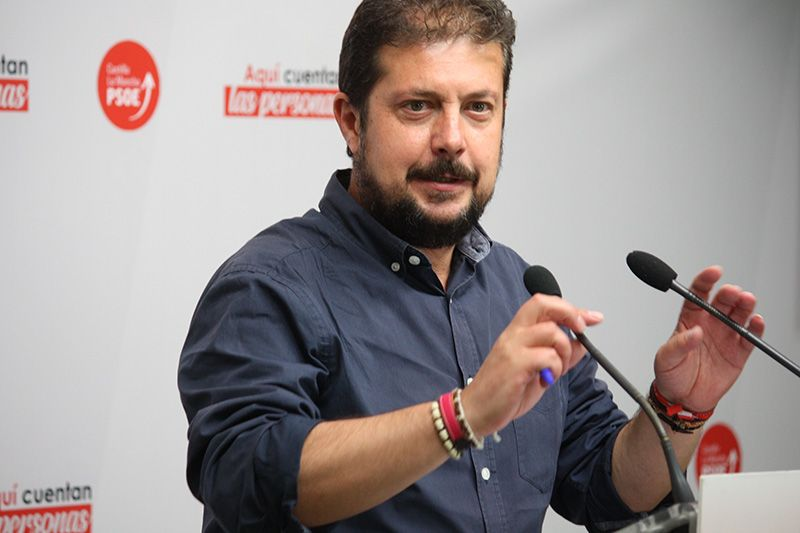 """Torrecilla pide que el Memorándum Tajo-Segura """"se derogue cuanto antes"""" porque es """"el culpable"""" de los trasvases"""