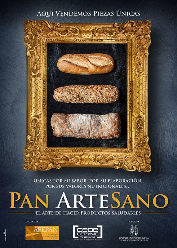 AFEPAN y CEOE-Cepyme Cuenca lanzan nuevamente una campaña de promoción del pan artesano