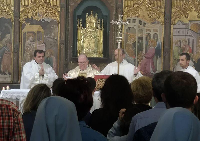 Apertura del Curso Académico 2019-2020 en los Seminarios Diocesanos de Cuenca