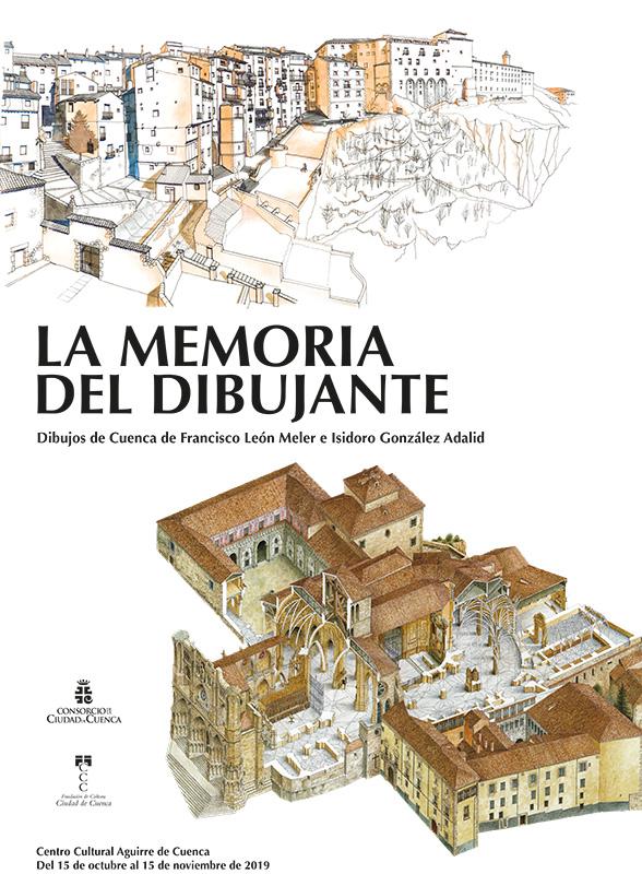 El Centro Cultural Aguirre acoge la exposición 'La memoria del dibujante'