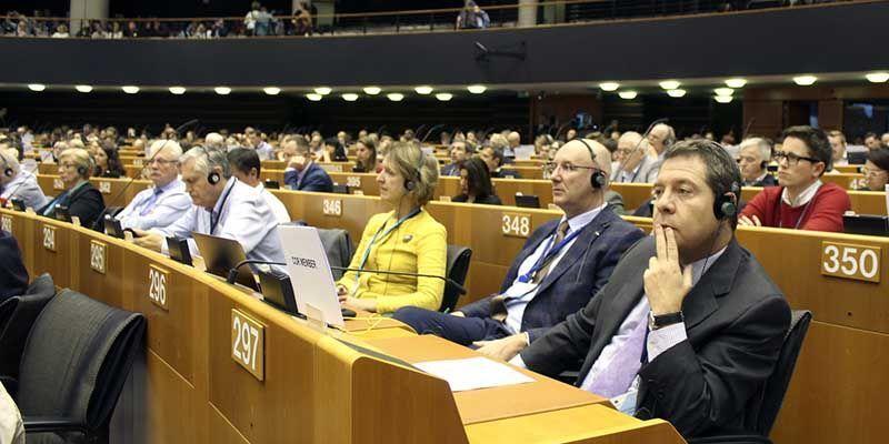 Castilla-La Mancha promueve en la Unión Europea una declaración en defensa de los intereses regionales ante la amenaza arancelaria de Estados Unidos