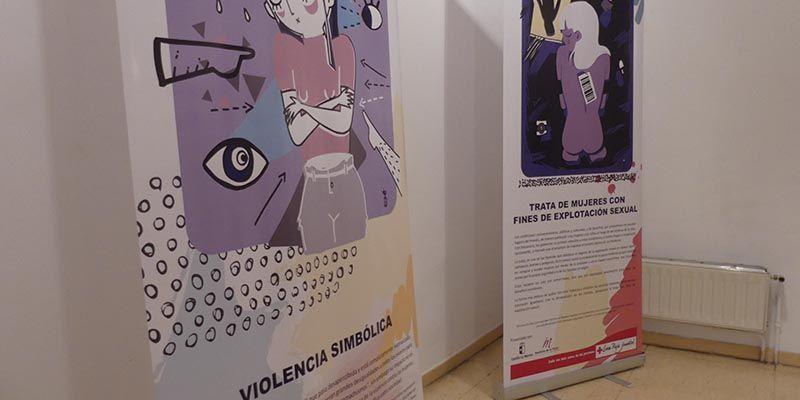 """Cruz Roja Cuenca expone en """"Aguirre"""" la muestra """"La igualdad de género en perspectiva"""""""
