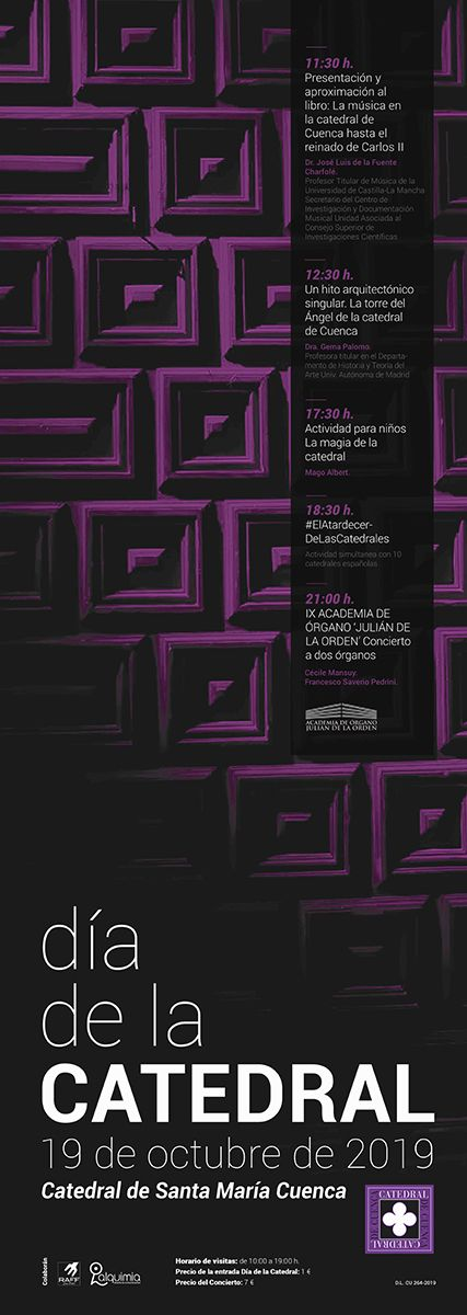 Cuenca celebrará el Día de la Catedral el próximo 19 de octubre con una jornada de puertas abiertas, ponencias y magia para niños