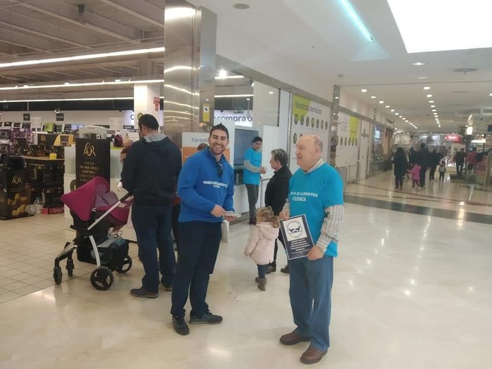 el banco de alimentos busca voluntarios para los dC3ADas 22 y 23 de noviembre | Informaciones de Cuenca