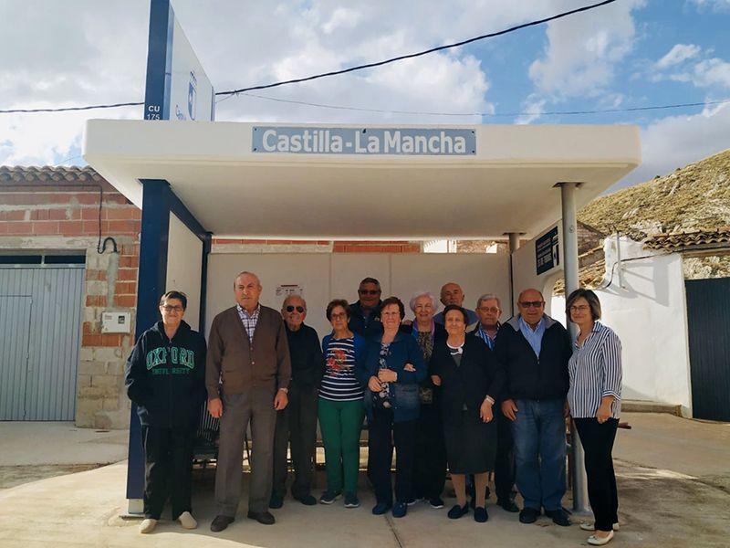 El Cañavate se une a los pueblos que se quedan incomunicados con Cuenca ya que la Junta suprime el autobús que pasaba tres veces a la semana por el pueblo