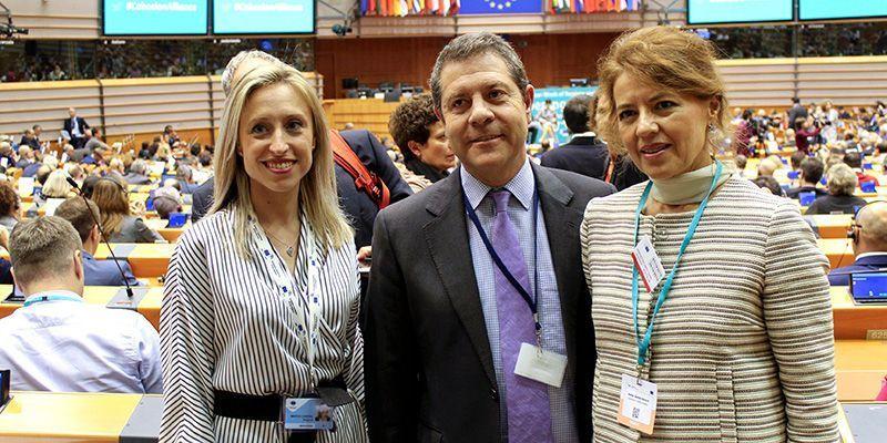 El Comité de las Regiones atiende la preocupación de Castilla-La Mancha respecto a las políticas arancelarias de Trump
