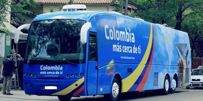 El Consulado Móvil de Colombia se desplazará a Cuenca el próximo jueves 10 de octubre