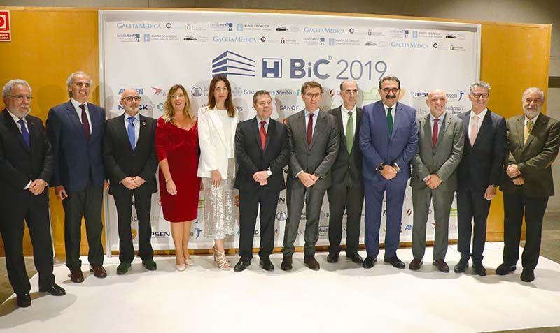 El Gobierno de Castilla-La Mancha, galardonado con dos premios Best in Class por su gestión sanitaria