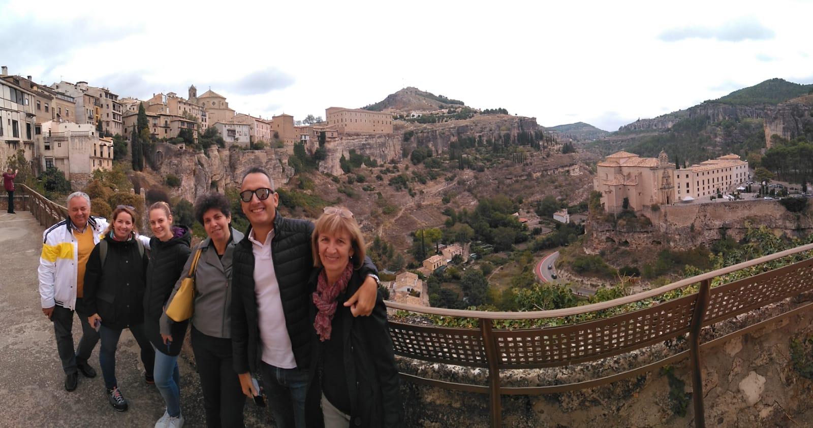 El Grupo de Ciudades Patrimonio de la Humanidad de España promociona Cuenca en el mercado húngaro