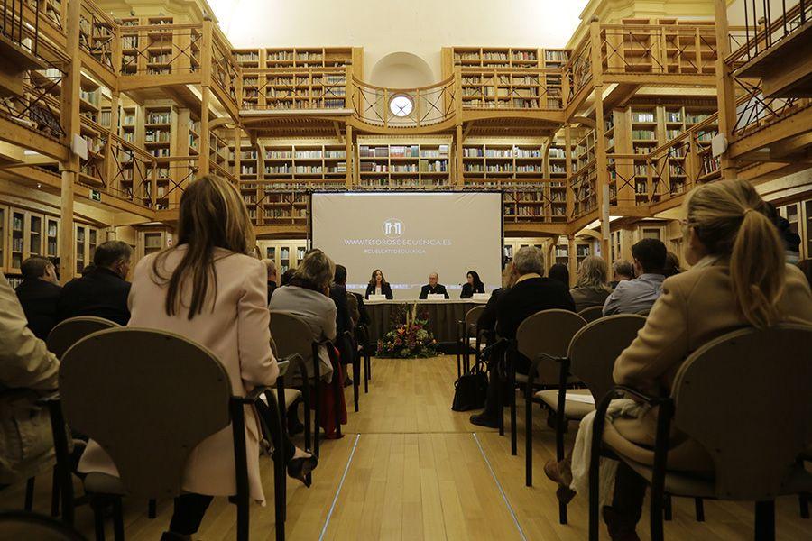 El Obispado pone en valor los Tesoros de Cuenca para dar a conocer la riqueza patrimonial, cultural y natural de la provincia y contribuir así a frenar la despoblación