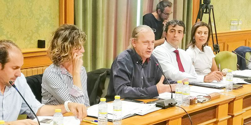 """El PP llevará a pleno una moción para que haya una """"apuesta real"""" por el centro de mayores de las 500 por parte de Page y Dolz"""