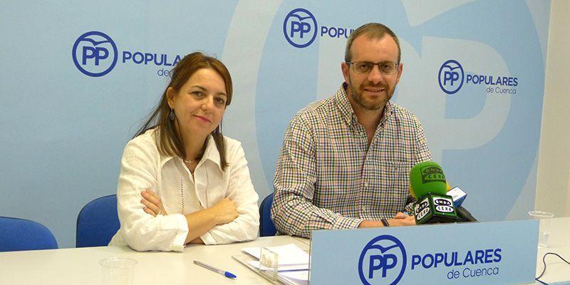 El PP pedirá que la Diputación de Cuenca apruebe en el pleno una declaración institucional de apoyo a las Fuerzas y Cuerpos de Seguridad en Cataluña