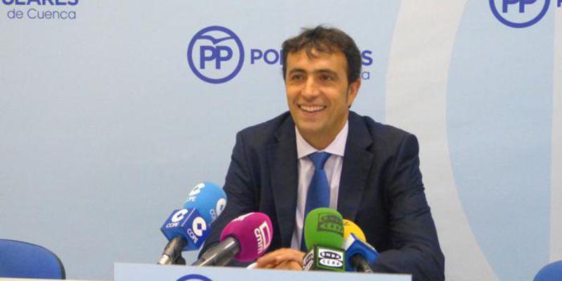 Gómez Buendía acusa a Dolz de desconocer gravemente sus obligaciones como alcalde de Cuenca