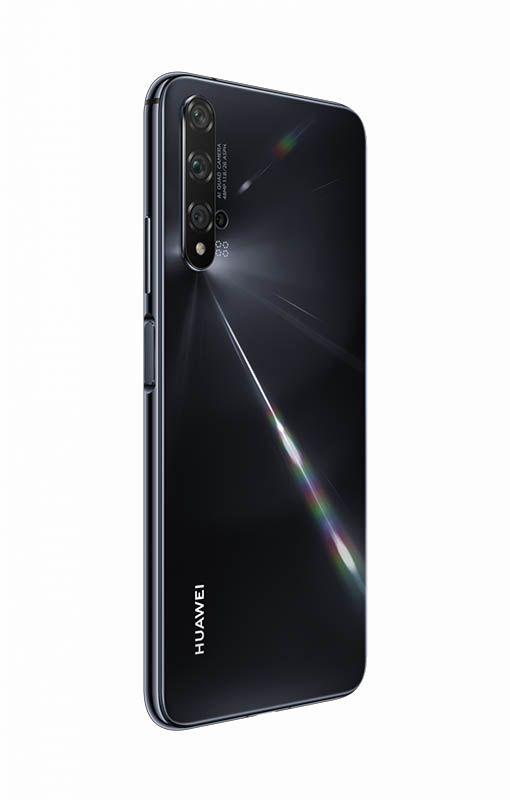 Huawei presenta el Nova 5T, un terminal con cinco cámaras con tecnología AT y sí, con Google Mobile Services